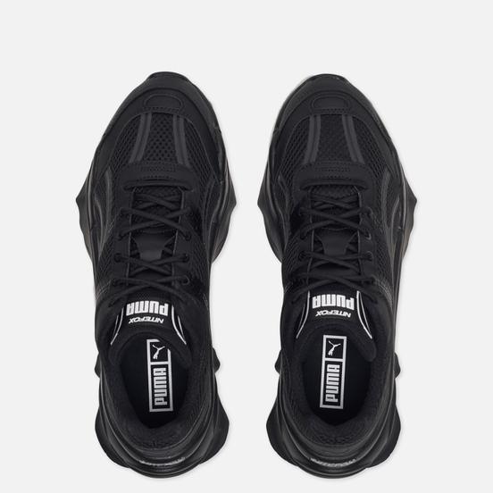 Мужские кроссовки Puma Nitefox Crossin Black