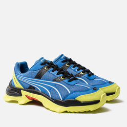 Кроссовки Puma Nitefox Highway Palace Blue/Fluo Yellow