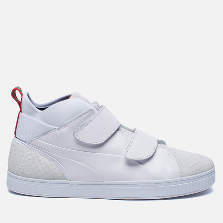 Кроссовки Puma Play Strap GCC White