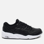 Кроссовки Puma R698 Core Leather Black фото- 0