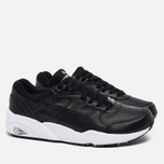 Кроссовки Puma R698 Core Leather Black фото- 1