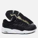 Кроссовки Puma R698 Core Leather Black фото- 2