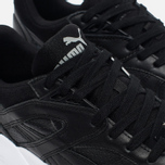Кроссовки Puma R698 Core Leather Black фото- 3