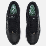 Кроссовки Puma R698 Core Leather Black фото- 4