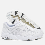 Кроссовки Puma R698 Core Leather White фото- 2