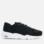Puma R698 Soft Pack Sneakers Black/White photo- 0