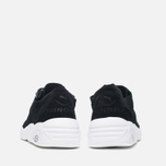 Кроссовки Puma R698 Soft Pack Black/White фото- 3