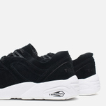 Кроссовки Puma R698 Soft Pack Black/White фото- 5