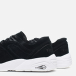 Puma R698 Soft Pack Sneakers Black/White photo- 5