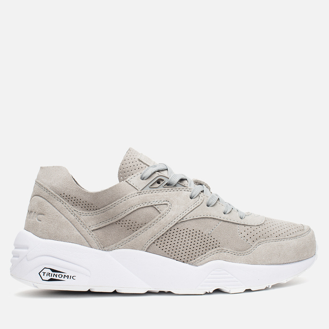 Кроссовки Puma R698 Soft Pack Drizzle/White