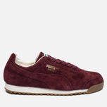 Мужские кроссовки Puma Roma Distressed NBK Cabernet/Whisper White фото- 0