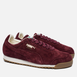 Мужские кроссовки Puma Roma Distressed NBK Cabernet/Whisper White фото- 2