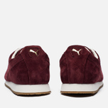 Мужские кроссовки Puma Roma Distressed NBK Cabernet/Whisper White фото- 5