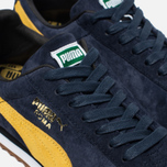 Мужские кроссовки Puma Roma Gents Peacoat/Old Gold/White фото- 3