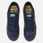 Мужские кроссовки Puma Roma Gents Peacoat/Old Gold/White фото- 4