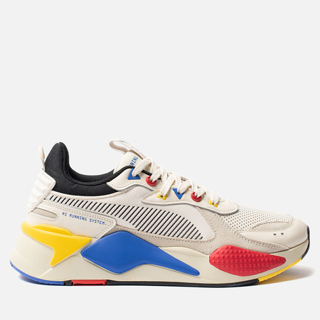 Кроссовки Puma RS-X Colour Theory Whisper White/Black