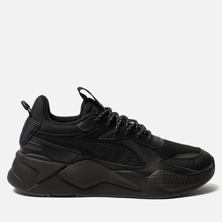 Кроссовки Puma RS-X Core Black/Black