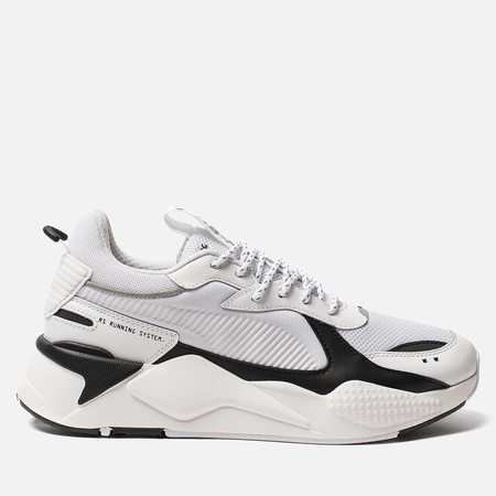 Кроссовки Puma RS-X Core White/Black