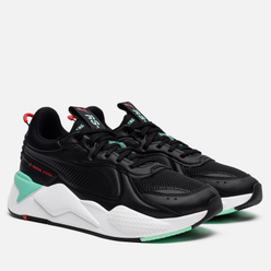 Кроссовки Puma RS-X Master Black/White