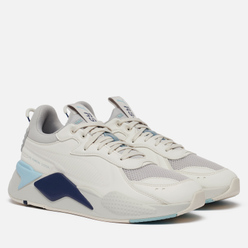 Мужские кроссовки Puma RS-X Master Whisper White/Aquamarine