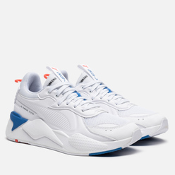 Кроссовки Puma RS-X Master White/Palace Blue