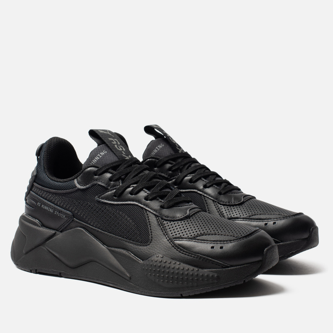 Кроссовки Puma RS-X Winterized Black
