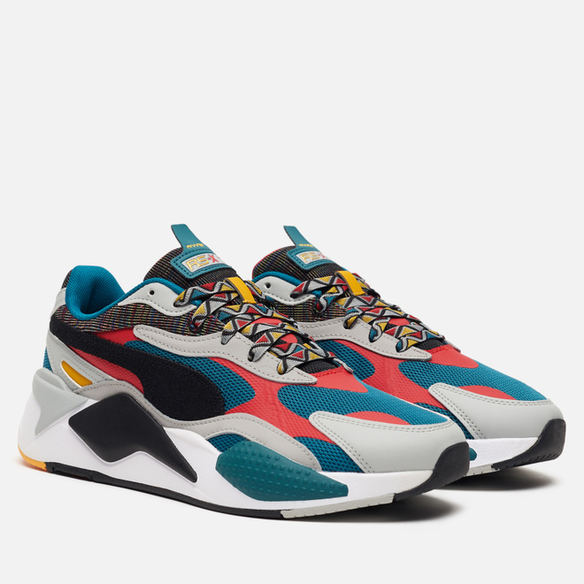 Кроссовки Puma RS-X3 Mix Teal Green/Black