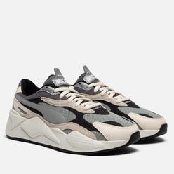 Мужские кроссовки Puma RS-X3 Puzzle Limestone/Whisper White