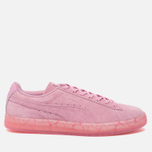 Кроссовки Puma Suede Classic Easter Pack FM Prism Pink/Prism Pink фото- 0