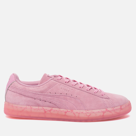 Кроссовки Puma Suede Classic Easter Pack FM Prism Pink/Prism Pink