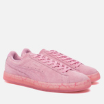 Кроссовки Puma Suede Classic Easter Pack FM Prism Pink/Prism Pink фото- 1