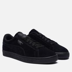 Мужские кроссовки Puma Suede Classic Eco Cabernet Black