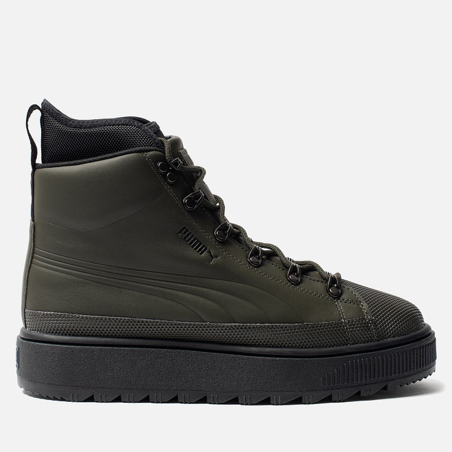 Кроссовки Puma The Ren Boot Forest Night/Black
