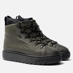 Зимние кроссовки Puma The Ren Boot Forest Night/Black