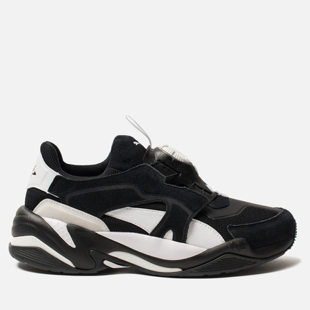 Кроссовки Puma Thunder Disc Black/White