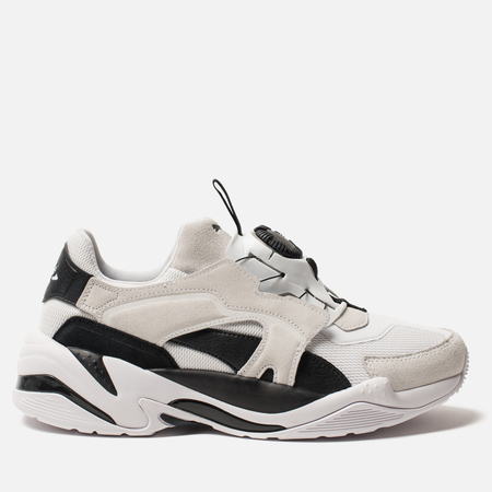 Кроссовки Puma Thunder Disc White/Black