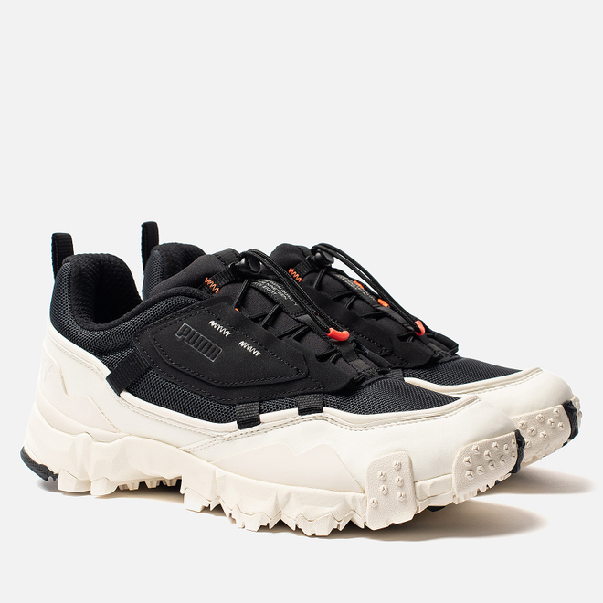 Кроссовки Puma Trailfox Overland Black/Whisper White