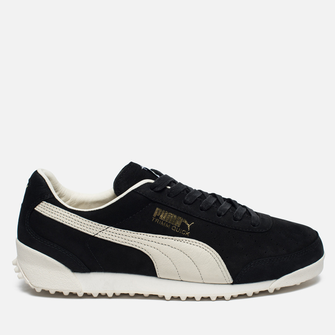 Мужские кроссовки Puma Trimm Quick Gents V2 Black/White/White