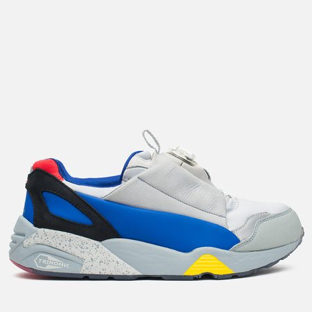 Puma x Alexander Mcqueen Disc Sneakers Blue Glacier/Gray Quarry