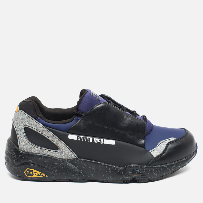 Puma x Alexander Mcqueen Lace Up Sneakers Astral Aura/Black