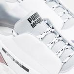 Кроссовки Puma x Alexander McQueen Lace Up White/Glacier Grey/Quail фото- 6