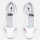 Кроссовки Puma x Alexander McQueen Lace Up White/Glacier Grey/Quail фото- 5