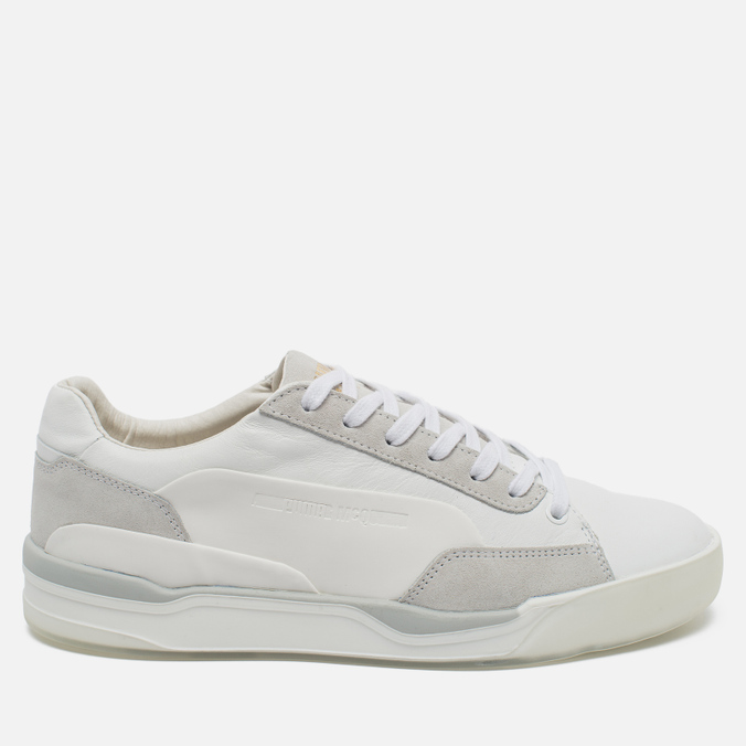 Кроссовки Puma x Alexander McQueen Move Lo Lace Up Whisper White