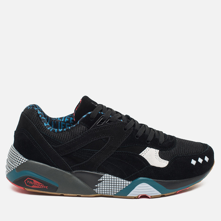 Кроссовки Puma x Alife R698 Black/Grey