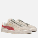 Кроссовки Puma x Alife Suede Whisper White/Amazon фото- 1