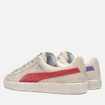 Кроссовки Puma x Alife Suede Whisper White/Amazon фото- 2