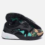 Мужские кроссовки Puma x atmos Disc Blaze Night Jungle Black/Electric Green фото- 1