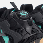 Мужские кроссовки Puma x atmos Disc Blaze Night Jungle Black/Electric Green фото- 3