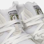 Puma x Bape Blaze of Glory Sneakers White photo- 5