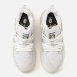 Кроссовки Puma x Bape Blaze of Glory White фото- 4